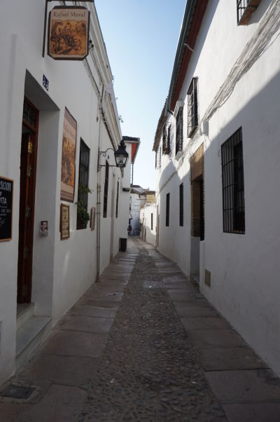 Biele uličky Córdoby