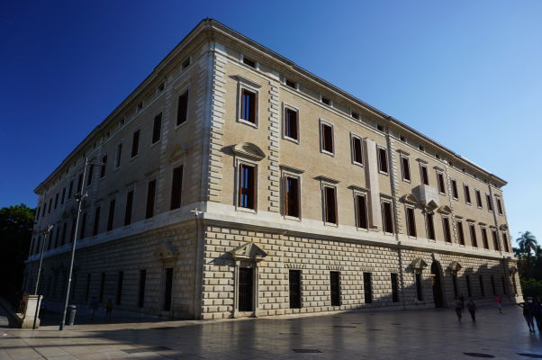 Museo de Málaga - Múzeum v Málage