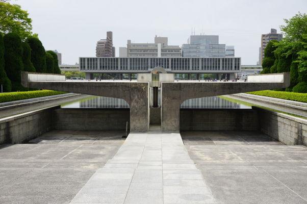 Plameň mieru v Hirošime, ktorý zhasne až vtedy, keď bude zničená posledná atómová bomba na svete