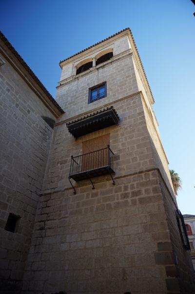 Budova Múzea Pabla Picassa v Málage