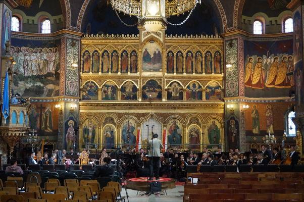 Ortodoxná katedrála sv. Trojice v Sibiu