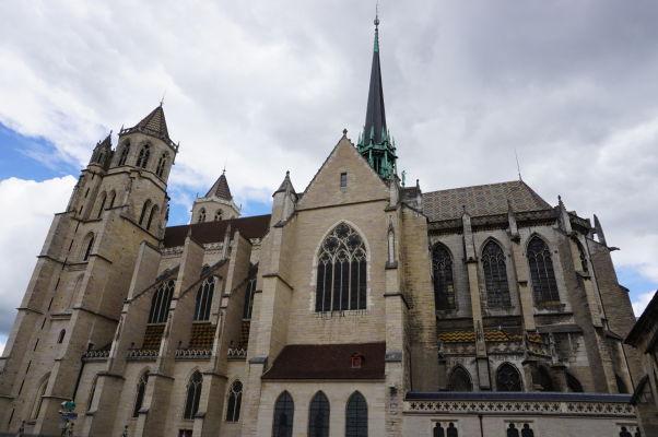 Dijonská Katedrála sv. Benigna
