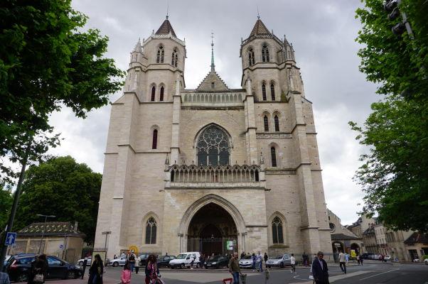 Katedrála sv. Benigna v Dijone