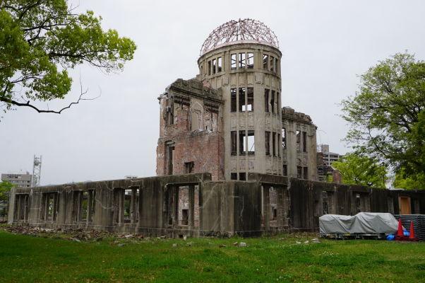 Atómový dóm v Hirošime