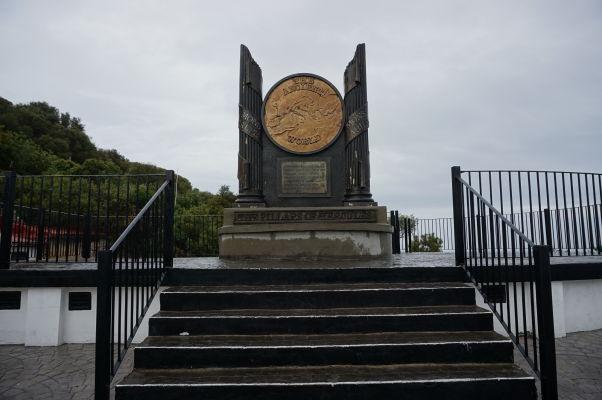 Herkulov pilier na Gibraltári