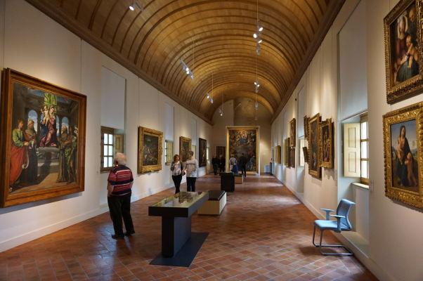 Galéria Bellegarde v Múzeu výtvarných umení v Dijone