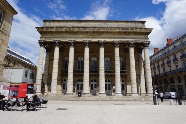 Divadlo Grand Théâtre v Dijone