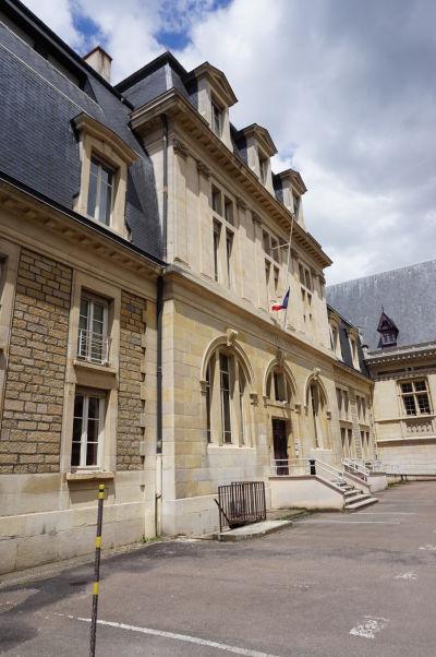 Justičný palác v Dijone, niekdajší Dijonský parlament