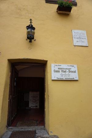Rodný dom kniežaťa Drakulu