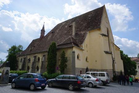 Kláštorný kostol