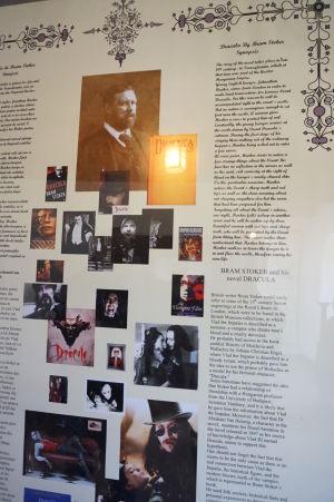 Román Drakula a filmové prevedenia