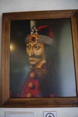 Portrét Vlada III., zvaného Drakulu