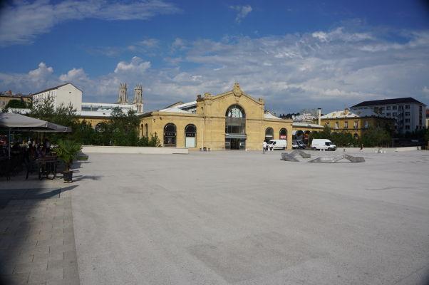Železničná stanica v Nancy