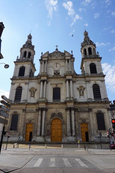 Katedrála v Nancy