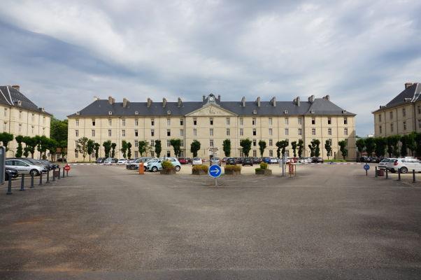 Odvodové stredisko v Nancy