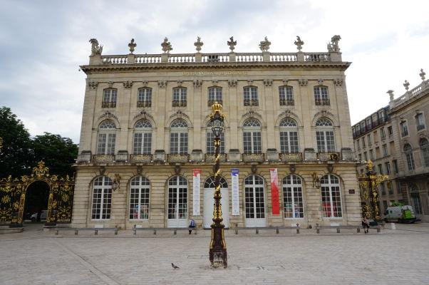 Lotrinská národná opera (Opéra National de Lorraine) v Nancy na námestí Place Stanislas