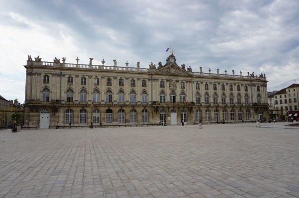 Mestská radnica (Hôtel de Ville) na námestí Place Stanislas v Nancy