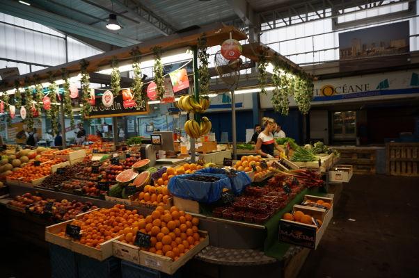 Mestská tržnica v Nancy