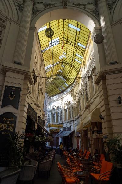 Pasáž Macca v Bukurešti