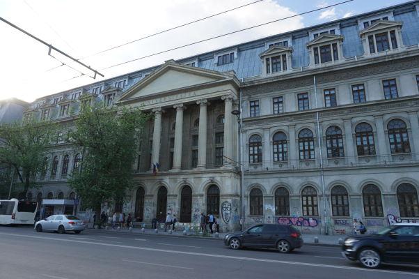 Bukurešťská univerzita