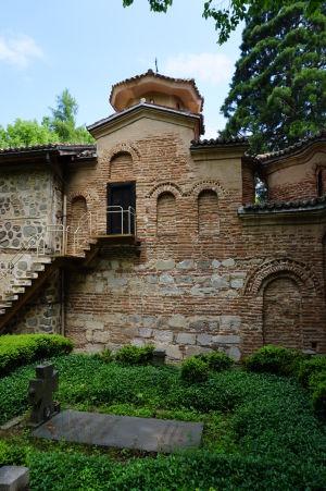 Boyanský kostolík, pamiatka UNESCO