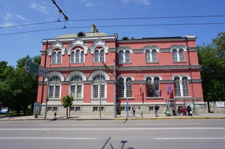 Národná akadémia umenia v Sofii