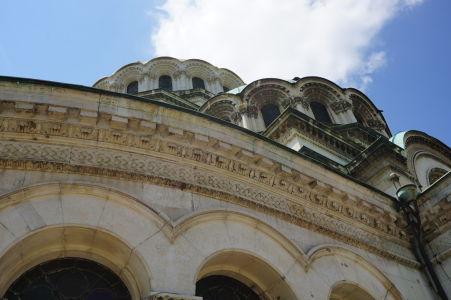Katedrála Alexandra Nevského v Sofii
