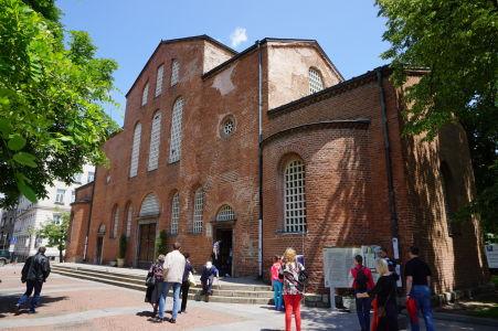 Chrám sv. Sofia (Hagia Sofia) - Hlavný vchod