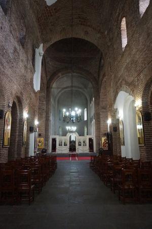 Chrám sv. Sofia (Hagia Sofia) - Hlavná loď