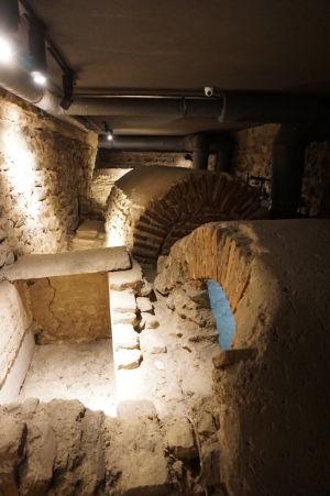 Rímske hrobky pod chrámom sv. Sofie