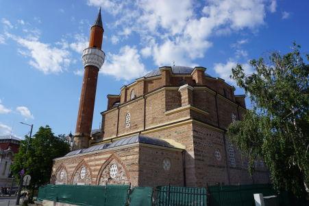 Mešita Banja Baši v Sofii
