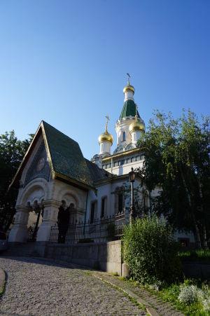 Ruský ortodoxný chrám sv. Mikuláša