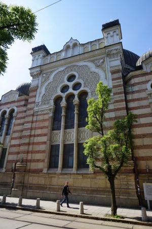 Sofijská synagóga