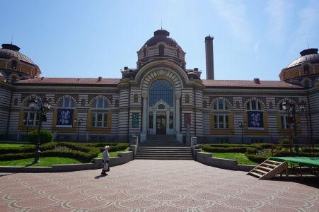 Múzeum histórie Sofie a centrálne minerálne kúpele