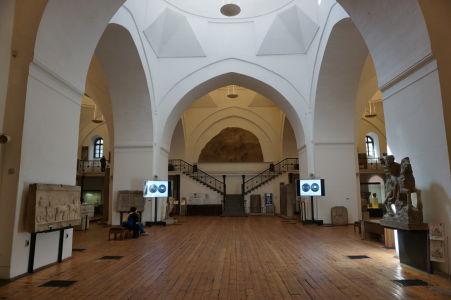 Národné múzeum archeológie v niekdajšej mešite z 15. storočia