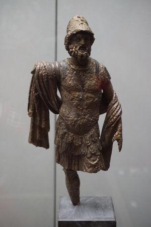 Bronzová socha - Národné múzeum archeológie v Sofii