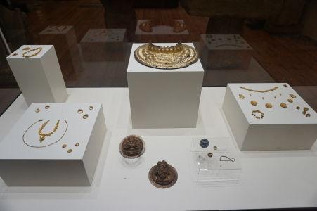 Zlaté artefakty - Národné múzeum archeológie v Sofii