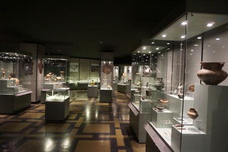 Keramika - Národné múzeum archeológie v Sofii