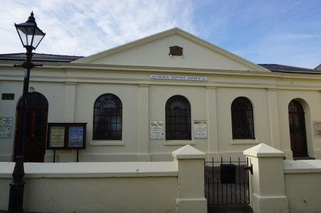 Baptistický kostol v Peeli
