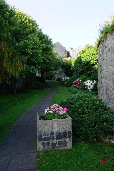 Mestečko Castletown na ostrove Man sem-tam poskytne i veľmi pekné zákutia