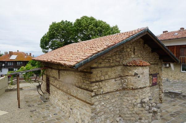 Maličký Kostol sv. Spasiteľa v Nesebare