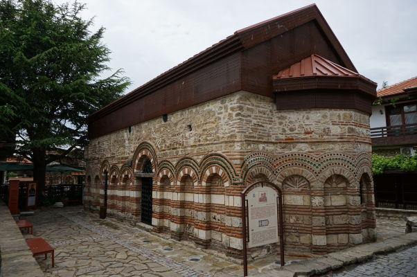 Kostol sv. Paraskevy v Nesebare