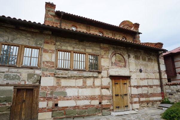 Kostol sv. Štefana v Nesebare