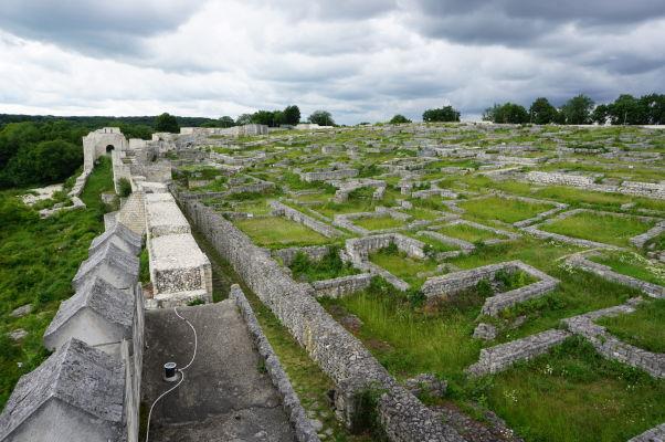 Ruiny Šumenskej pevnosti