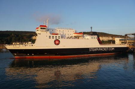 Trajekt spoločnosti Steam Packet na ostrove Man