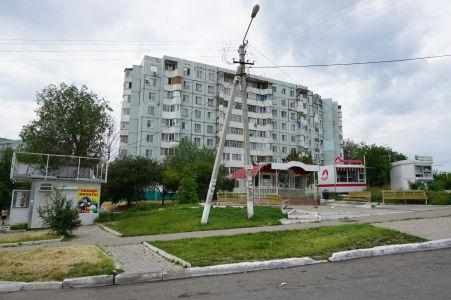 Paneláky nemôžu chýbať v žiadnom sovietskom meste - ani v Bendery