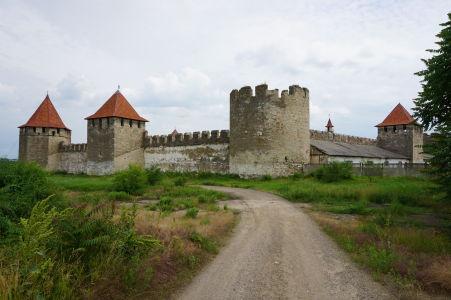 Pevnosť Bendery