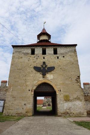 Hlavná brána do pevnosti