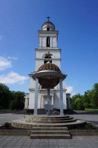 Zvonica Kišiňovskej katedrály