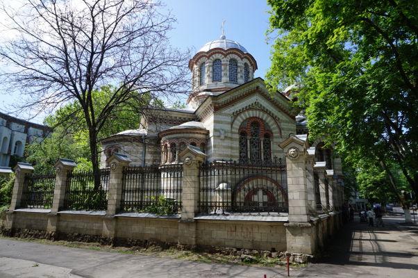 Kostolík sv. Panteleimona v Kišiňove
